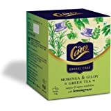 Care Moringa & Giloy Green Tea with Lemongrass   Best Green Tea to Boost Immunity & Weight Management   Made with Pure…