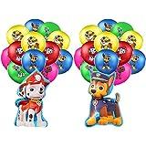 Decoración Cumpleaños Patrulla Canina Globos Cumpleaños Patrulla Canina Balloons Patrulla Canina Balloons