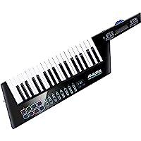 Alesis Vortex Wireless 2 - Keytar Clavier Maître USB / MIDI avec Tilt Sensor, 37 Touches, After Touch et 8 Pads RVB Sensibles à la Vélocité et Suite de Logiciels Professionnels avec ProTools | First