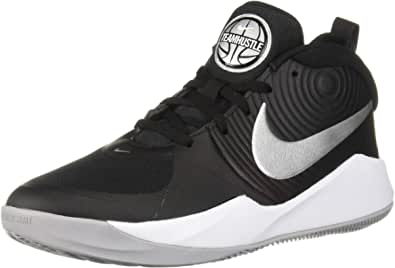 Nike Team Hustle D 9 (GS), Scarpe da Basket Unisex-Bambini