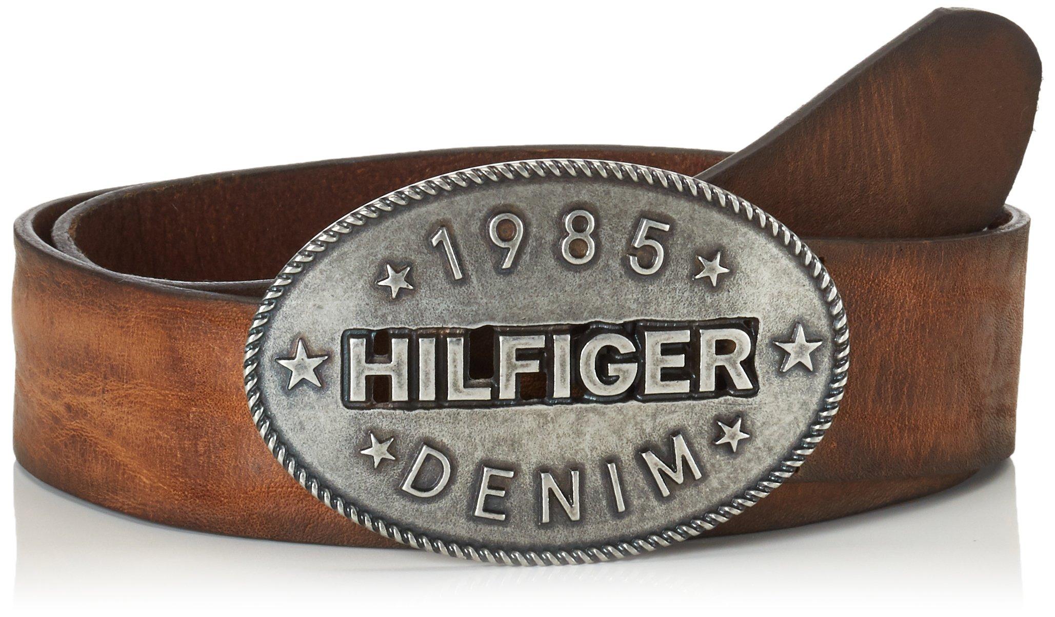 b0a3da860d46 ▷ Ofertas Tommy Hilfiger THD Plaque, Cinturón para Mujer | Moda ...