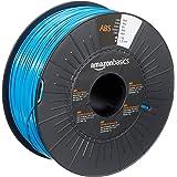 Amazon Basics Filament ABS pour imprimante 3D 1,75mm Bleu Bobine 1kg