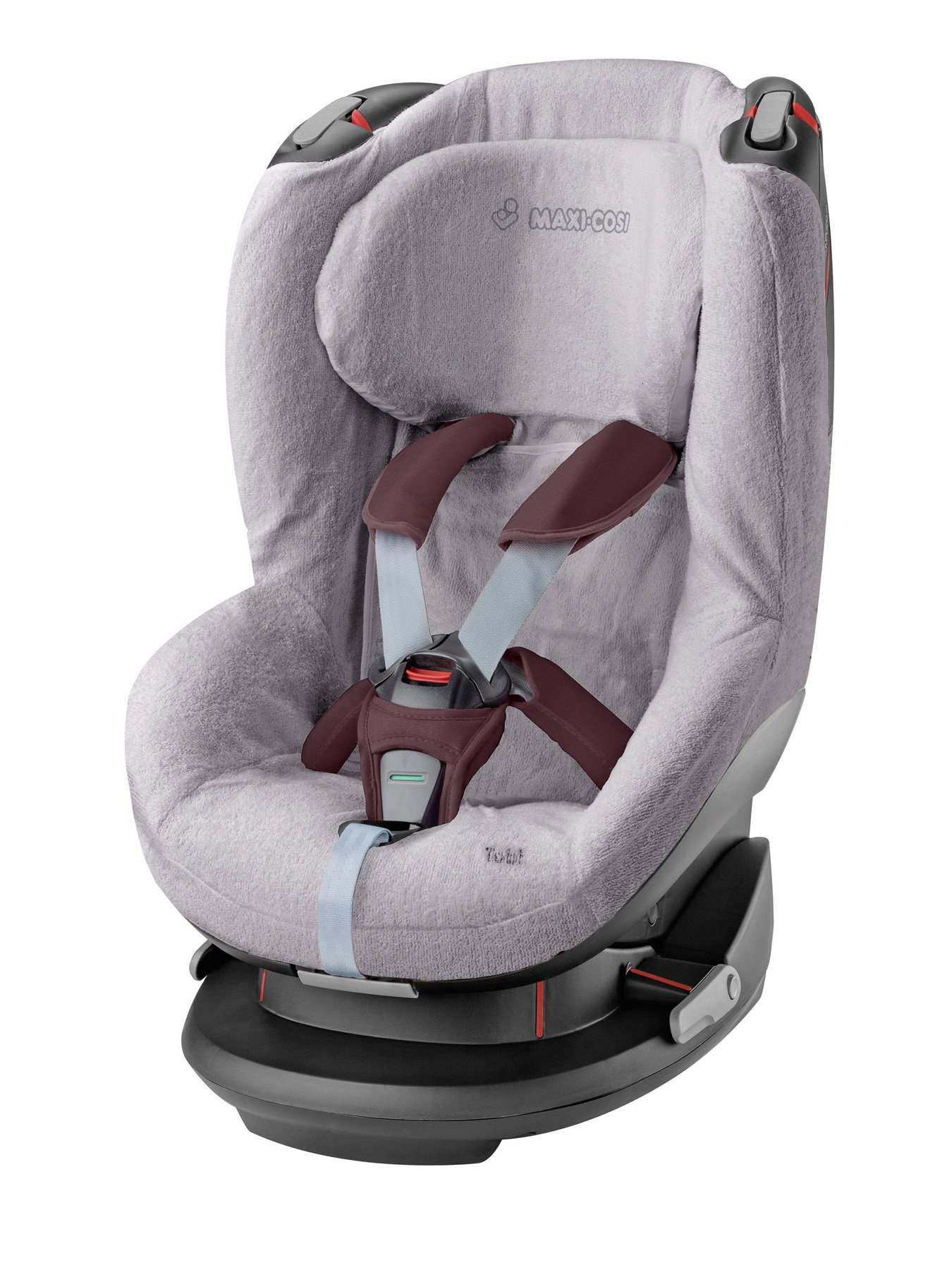 Maxi-Cosi Tobi Car Seat Summer Cover, Cool Grey Maxi-Cosi Designed to protect your Maxi-Cosi Tobi car seat Made of absorbent materials to trap perspiration more quickly Provides your baby with added comfort thanks to the soft cotton terry toweling cloth 1