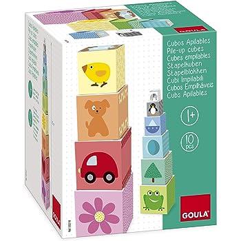 Goula 55218 - Cubi Impilabili 1-10