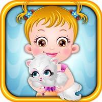 Baby Hazel Naughty Cat