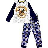 Harry Potter Pijama de algodón de manga larga para adolescentes