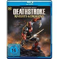 Deathstroke: Knights & Dragons [Blu-ray]