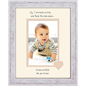 Uncle Photo Frame I Heart Love My Uncle 4 X 6 Photo Frame Free