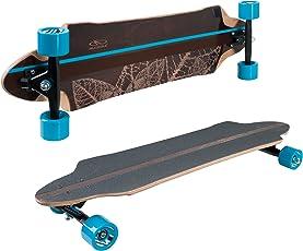HUDORA Skateboards Longboard Lunada Bay - ABEC 7 - Skateboard - 12821