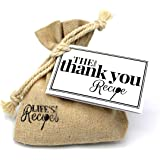The Little Thank You Recipe is a Thoughtful, Unique Gift and Alternative to a Card, to Recognise and Appreciate Someone Who Y