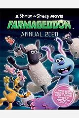 Shaun's Farmageddon Annual 2020 (An Official Shaun the Sheep Movie 2: Farmageddon Book) Hardcover