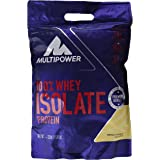 Multipower 100% Whey Isolate, Sabor Rich Chocolate - 1590 gr ...