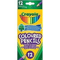 Crayola - 12 Crayons de couleur - Loisir créatif - Coloriage - papeterie - dessin - à partir de 3 ans - Jeu de dessin et…