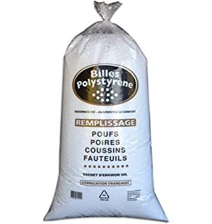 Billes De Polystyrene Granules De Pouf 300 Litres Amazon Fr Cuisine Maison