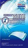 Lovely Smile | 28 WHITE-STRIPS Bleaching Stripes Zahnauhellung-Streifen | mit advanced no-slip technology | Professionelles Bleaching für Weiße Zähne Zahnweiss by Ray of Smile®