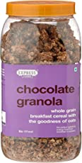 Express Foods Chocolate Granola Breakfast Cereal, 1kg