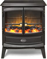 Dimplex 046529 SBN20N Springborne Electric Stove with Optiflame Effect, 2 Kw, 230 W