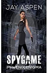 Spygame (The Phoenix Enigma Book 5) Kindle Edition
