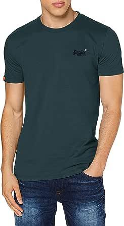 Superdry Men's Ol Vintage Embroidery Tee T-Shirt