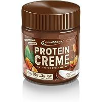 IronMaxx Protein Creme - 250g - Kakao - Leckerer Low Carb Brot-Aufstrich mit bis zu 30% Proteingehalt - ideal für eine…