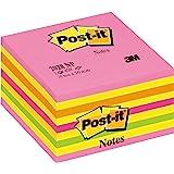 Post-it Brand 82466 Cubo da 450 Fogli, 76 mm x 76 mm