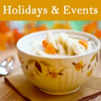 Holidays and Events Recipes