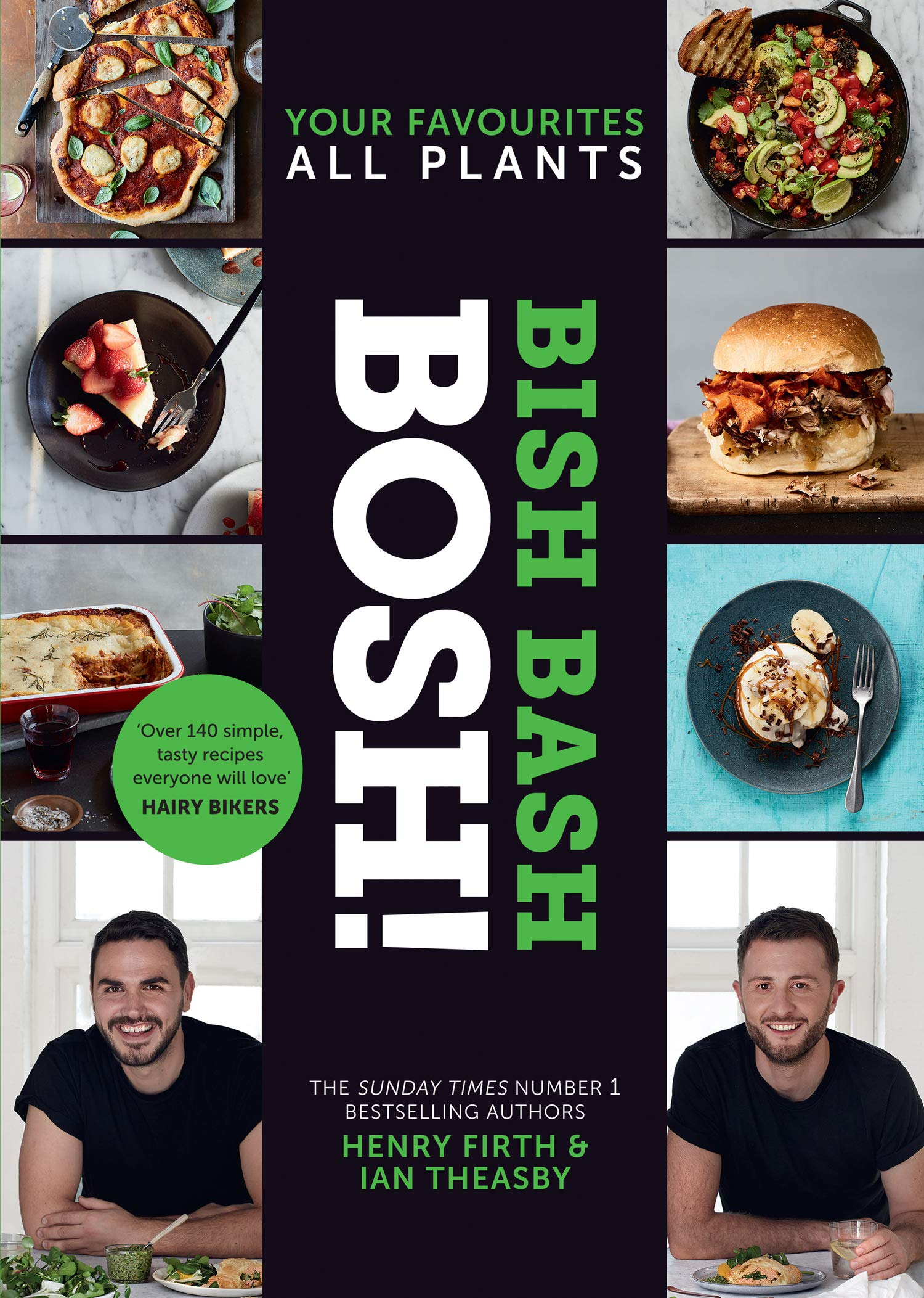 BISH BASH BOSH!: The Sunday Times bestseller 1