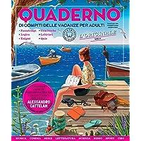 81E-vv3bKTS._AC_UL200_SR200,200_ Quaderno di compiti delle vacanze per adulti (Vol. 2)