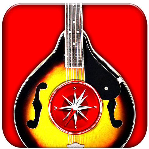 Mandolin Chords Compass / Kompass der Mandolinen Akkorde