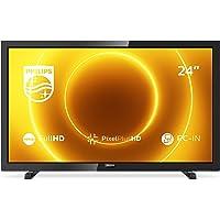 Philips 24PFS5505/12 24-Zoll-LED-Fernseher (Full HD, Pixel Plus HD, Full-Range-Lautsprecher, 2 x HDMI, VGA, USB) Schwarz…
