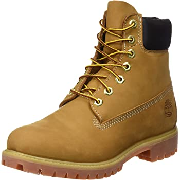 cc7bef5ac829 Timberland Men s 6 in Premium Waterproof (Wide Fit) Boots Brown