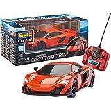 Revell Kontroll 24661 1:24 RC nybörjare modellbil elektrisk vägmodell, 19 cm