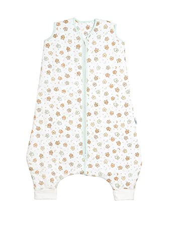 slumbersac toddler sleeping bag with feet 25 tog owl 34 years