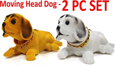 Bobbleheads toys online buy bobbleheads best prices in india keshav online car dashboard moving head toy dog set of 2 pieces fandeluxe Image collections