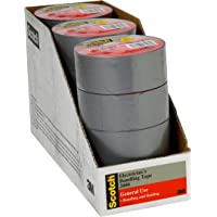 3M Scotch Electricians Duct Tape, 2-Inch by 50-Yard by 3M