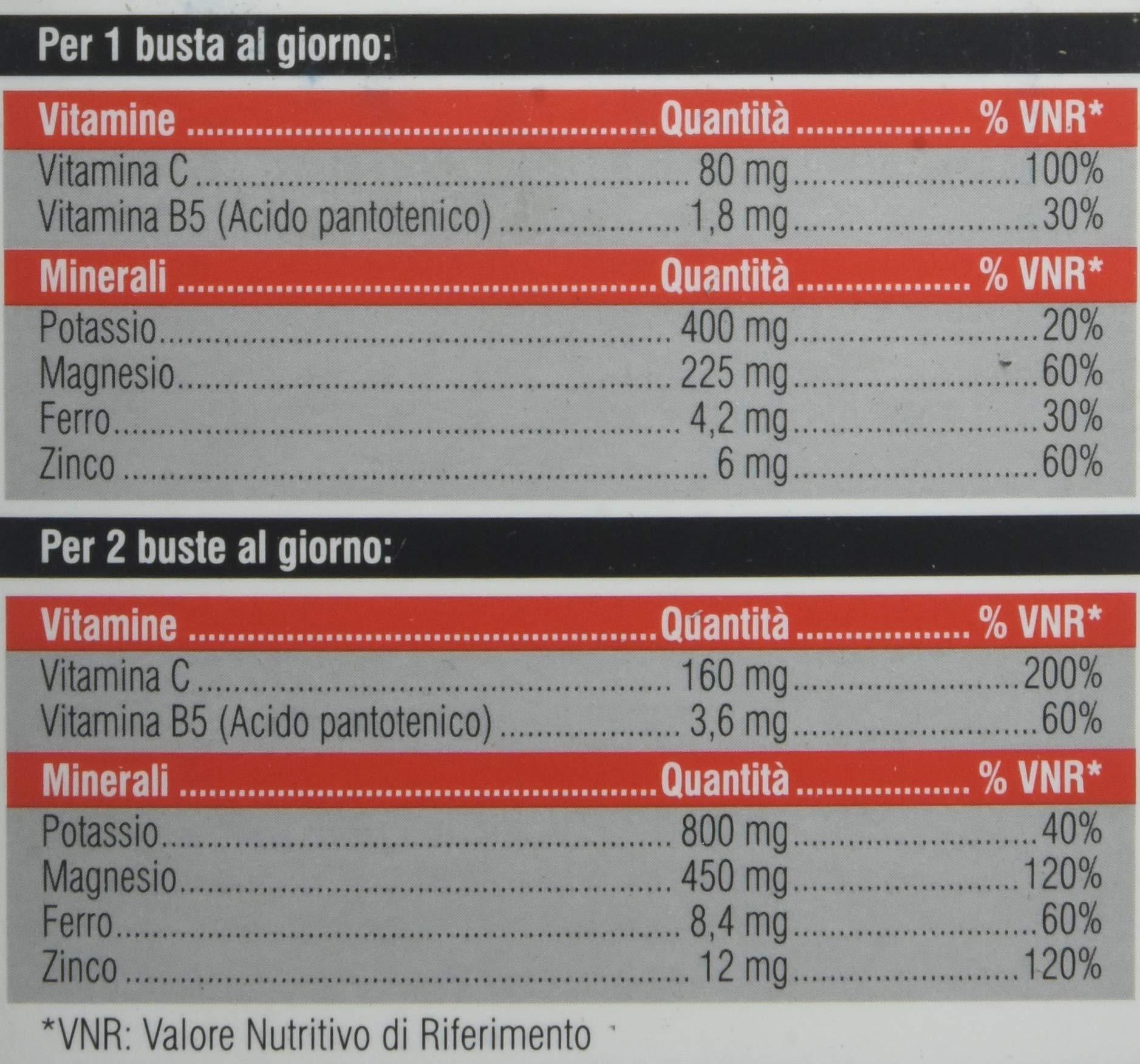 Swisse Magnesio e Potassio Forte, Integrazione di Sali minerali, 24 Bustine 2 spesavip