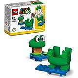 LEGO 71392 Super Mario Power-Uppakket: Kikker-Mario in Speelgoedkostuum Set, Speelgoed Voor Kinderen