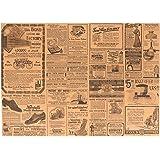 """Garcia de pou Sets De Table - Recyclés """"Times"""" 48 G/M2 31X43 Cm Naturel Papier - 500 unités"""