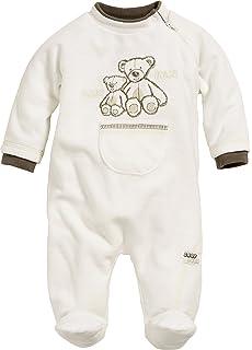 541e6af8a2 Schnizler Baby-Jungen Nicki Schlafstrampler Schlafanzug Dino, Oeko ...