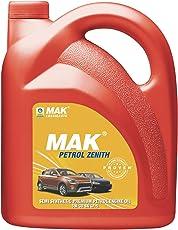 MAK Lubricants Zenith API SN 5W-30 Semi-Synthetic Petrol Engine Oil (3.5 L)