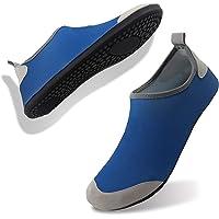 FELOVE Chaussures de Sports Nautiques Barefoot à séchage Rapide Aqua Swim Chaussettes de Yoga en Cours de Yoga…