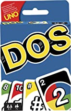 Mattel Spiele FRM36 DOS Kartenspiel
