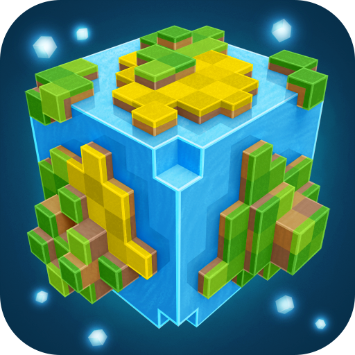 Planet of Cubes Überleben - Spielen Minecraft Spiele Kostenlos