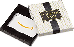 Amazon.co.uk Gift Card - In a Gift Box (Thank You) - FREE One-Day Delivery