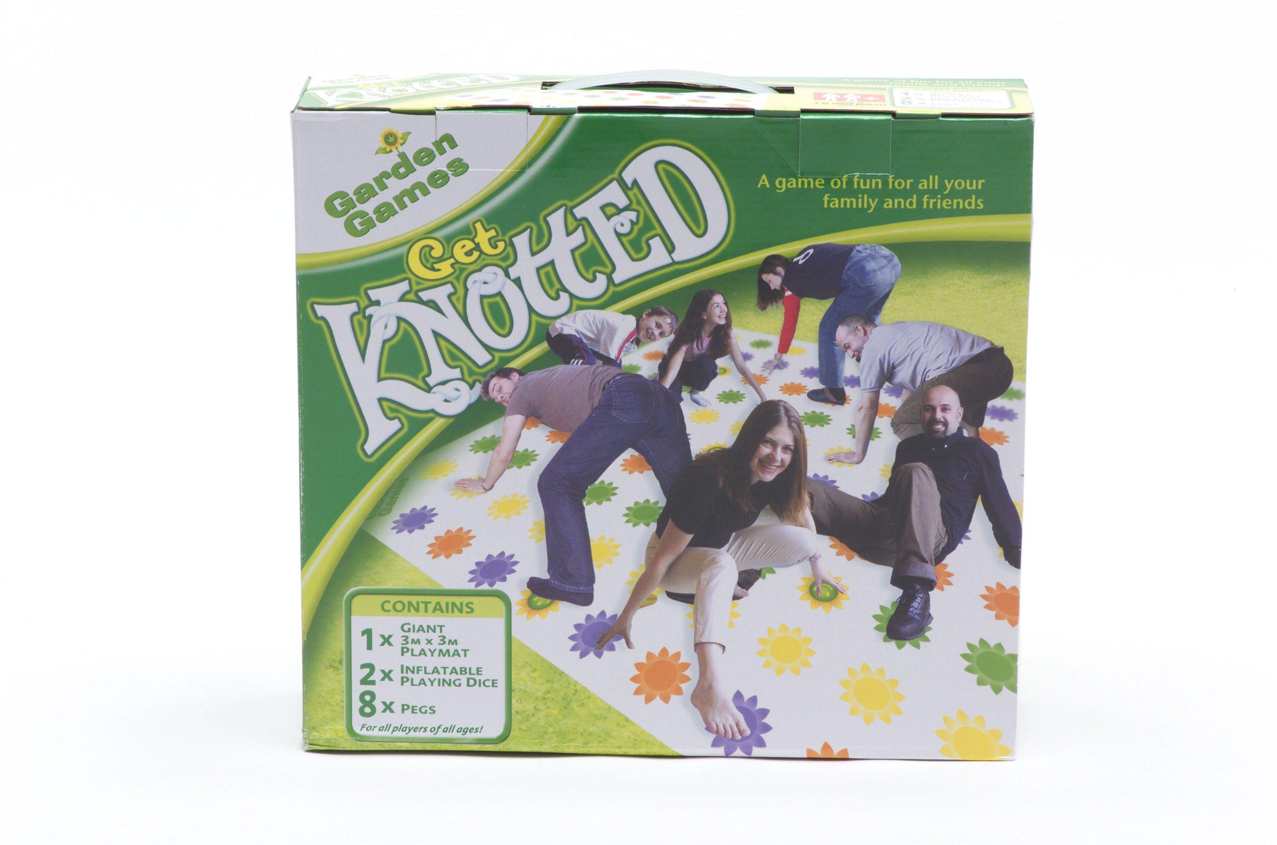 Garden-Games-510-Get-Knotted-mit-groer-Kunststoffmatte-3-x-3-m