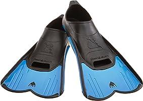 Cressi Light Pinne Corte Leggere e Potenti per Nuoto e Snorkeling