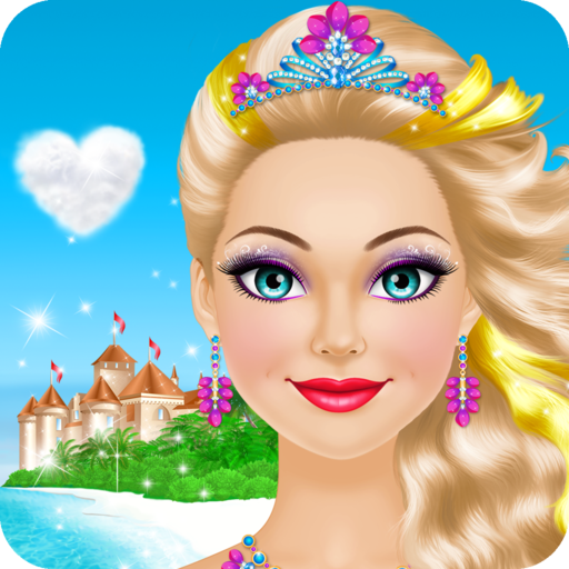 Tropical Princess Salon: Spa, Make Up and Dressup Games for Girls - Full Version
