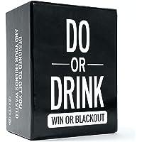 Do or Drink Trinkspiel - Englische Ausgabe - Ein Saufspiel das auf keinem Festival
