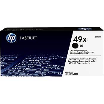 Hp Hewlett Packard Laserjet Black Laser Toner Cartridge Q5949x
