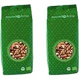 Mundo Feliz, Mix Di Frutta Secca Biologico, 2 x 500 g